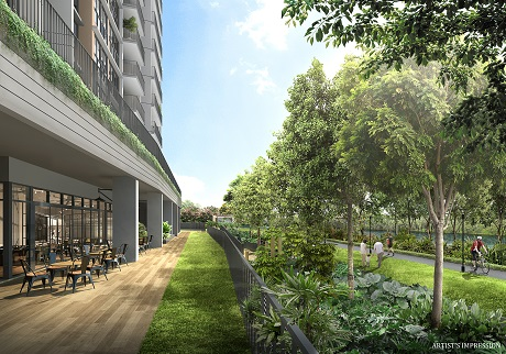 Rivercove Residences EC at SengKang