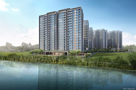 Rivercove Residences EC at Seng Keng